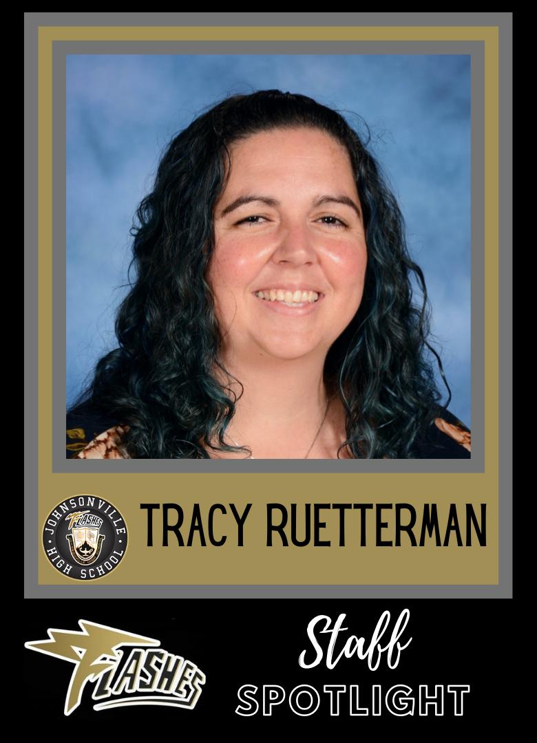 Tracy Ruetterman