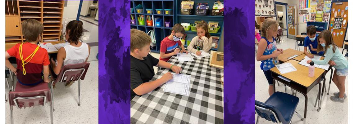 4th grade camp escape