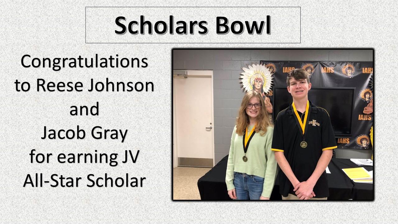 scholars bowl