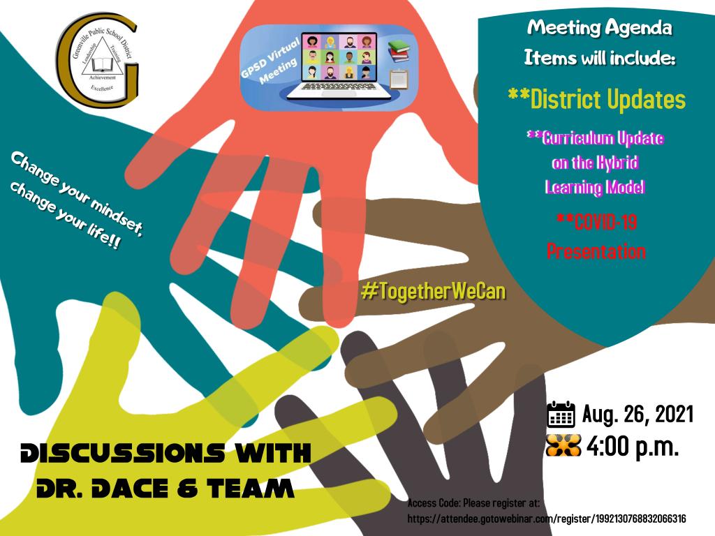 Gpsd meeting
