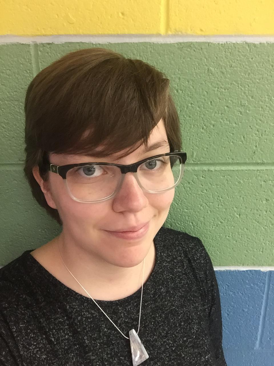 Ms. Brendalynn Tripplet, Art Teacher