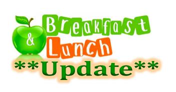 Lunch Update