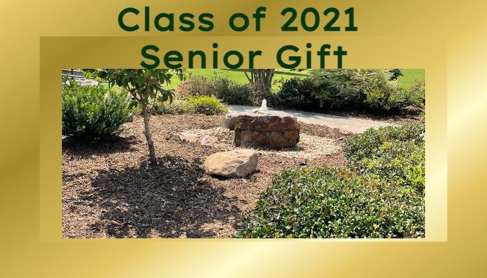 Senior gift