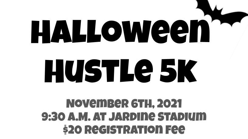 Halloween 5K hosted by CHS on November 6