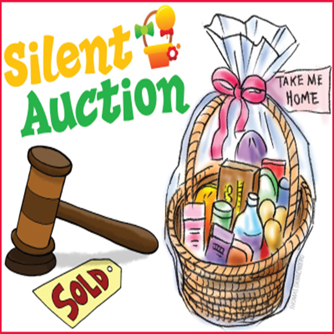 Coyote volleyball silent auction