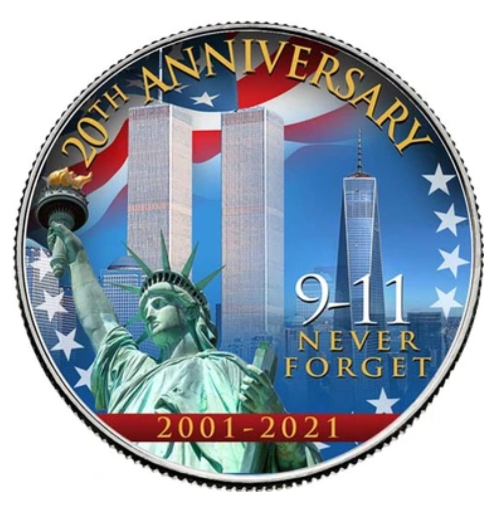 20th Anniversary of September 11th