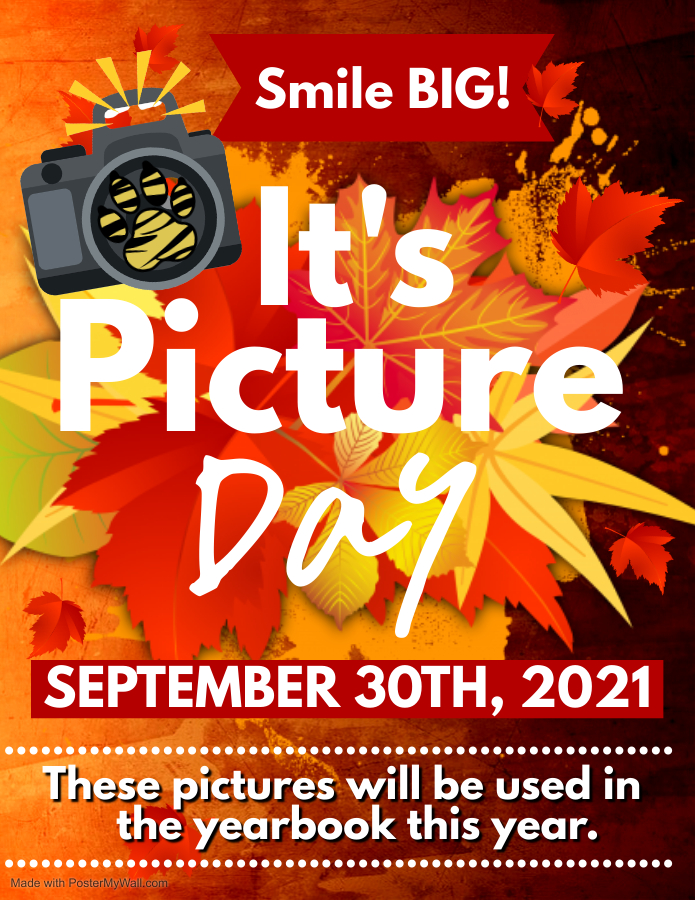 Fall Picture Day Flyer