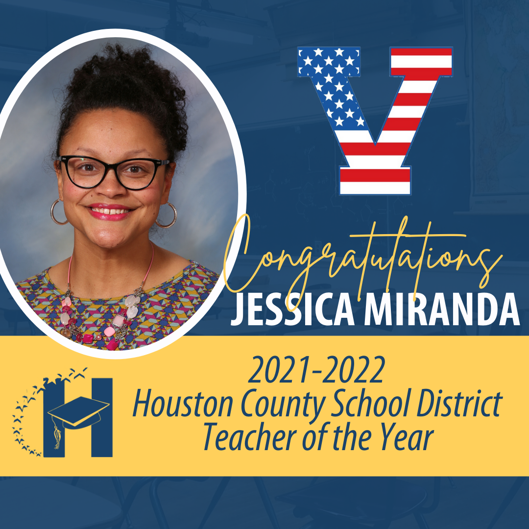 Districtwide Teacher of the Year