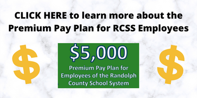 Premium Pay Plan for RCSS Employees