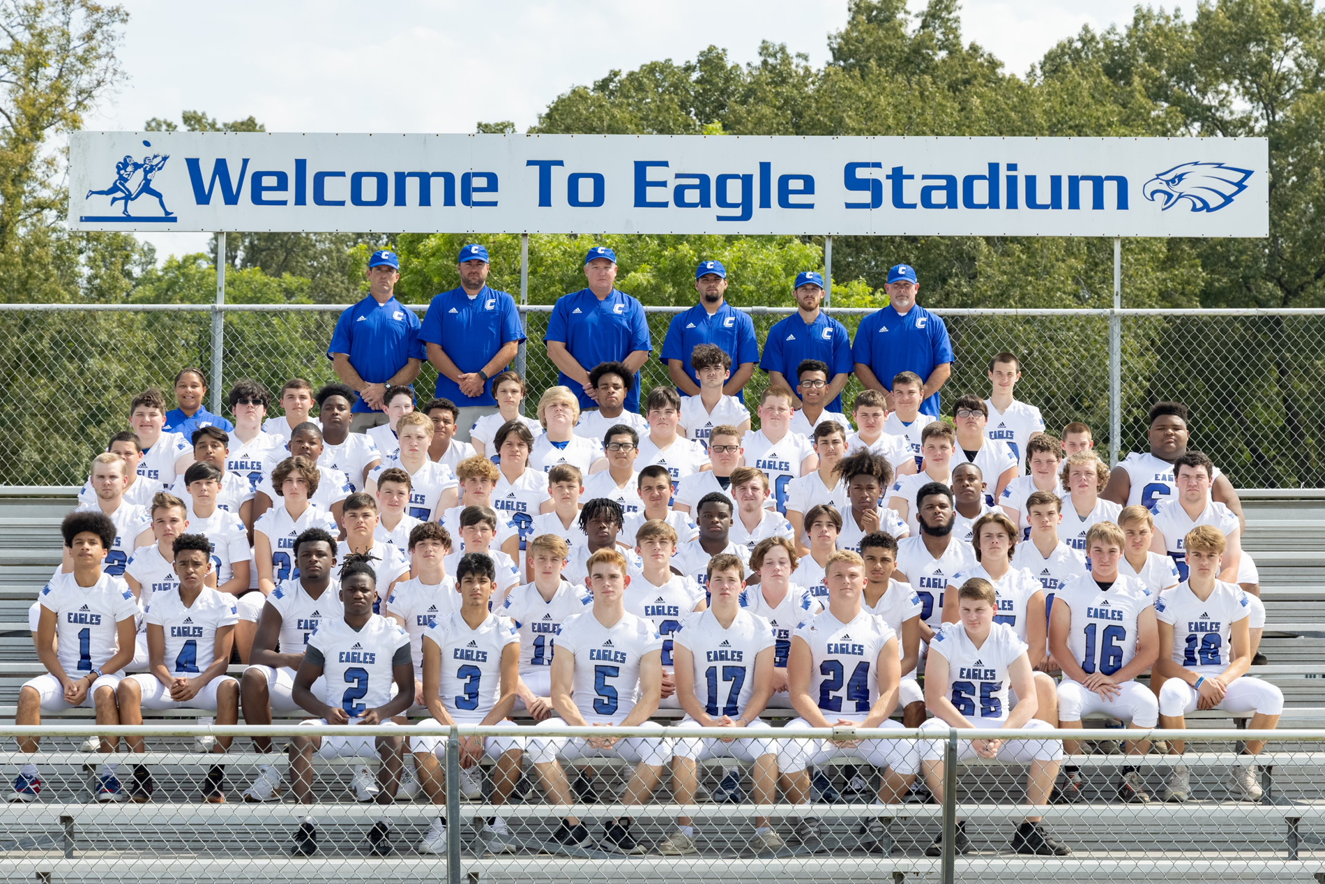 Chester County Eagles Football