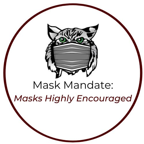 Masks Highly Encouraged