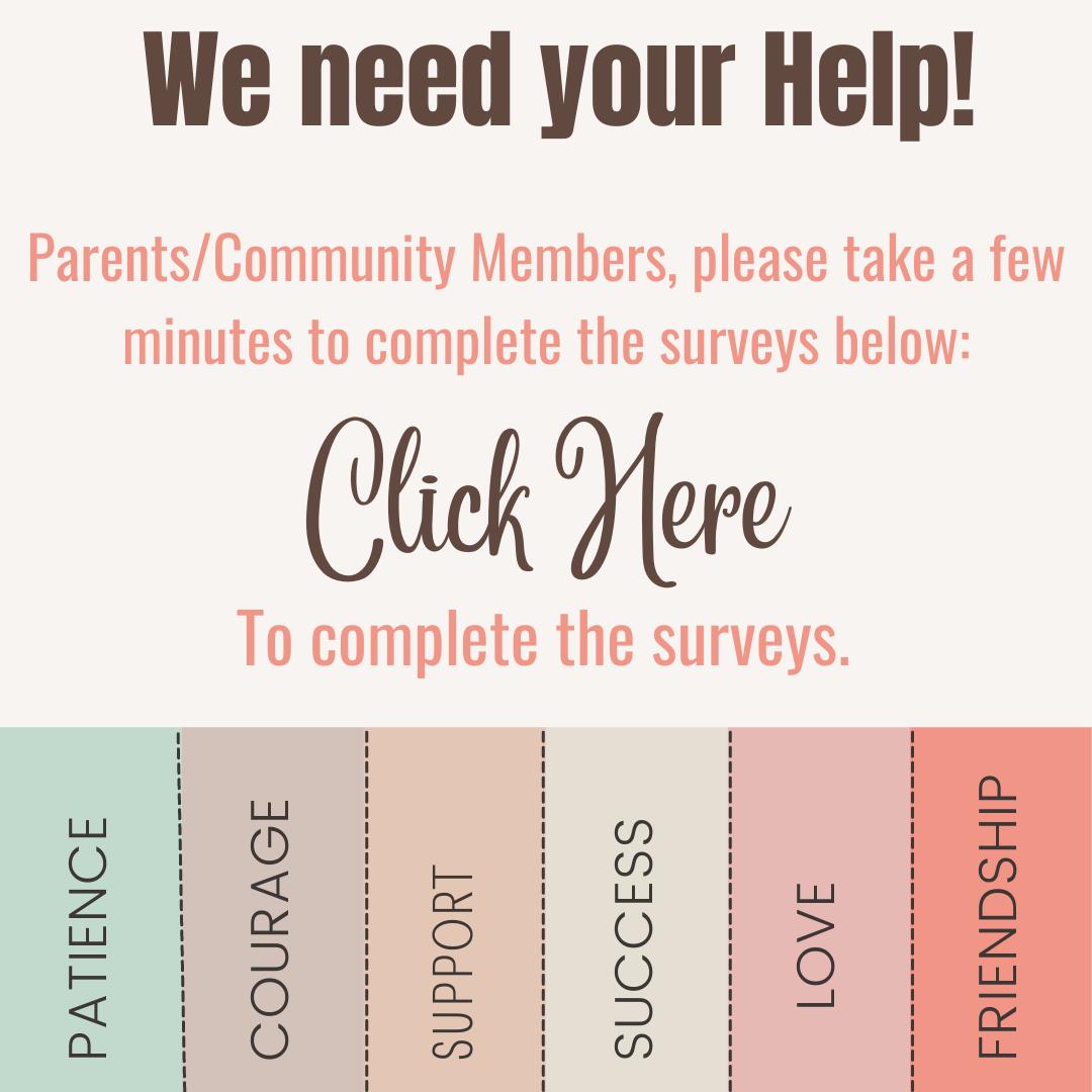 Parent/Community Survey