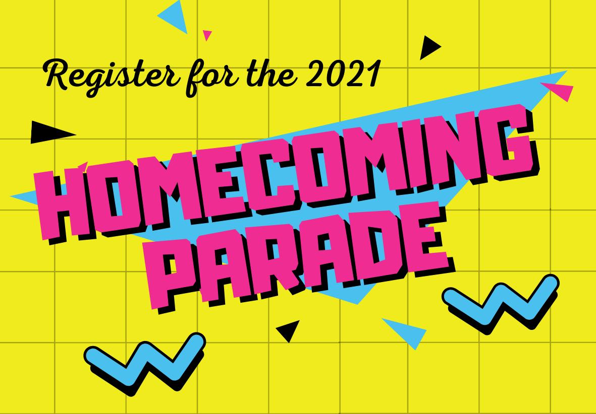 parade registration