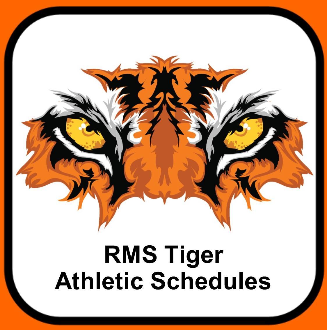 Athletic Schedules