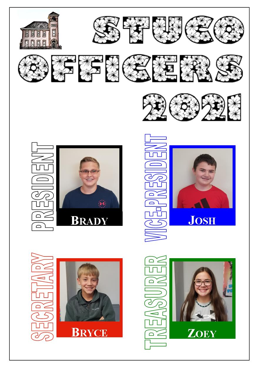 STUCO Officers