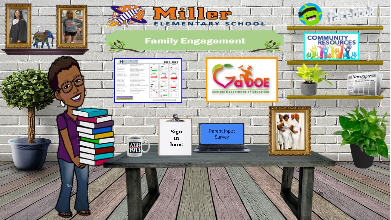 Virtual Parent Resource Room