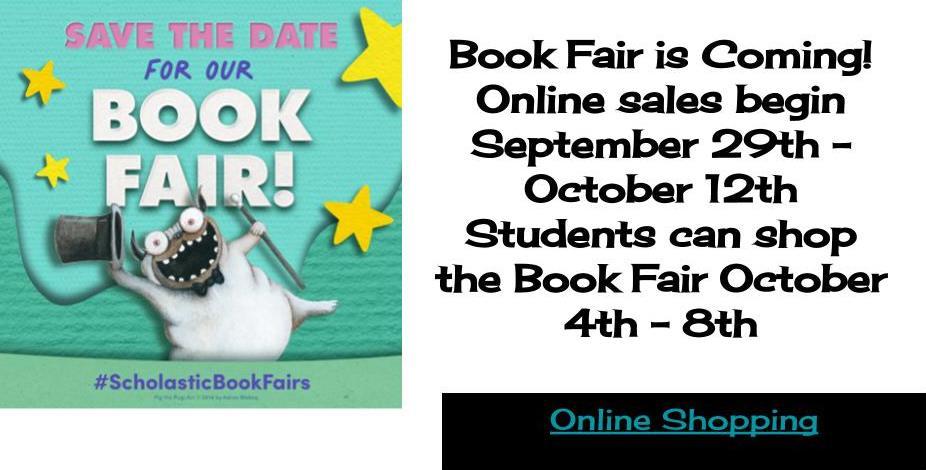 October Book Fair