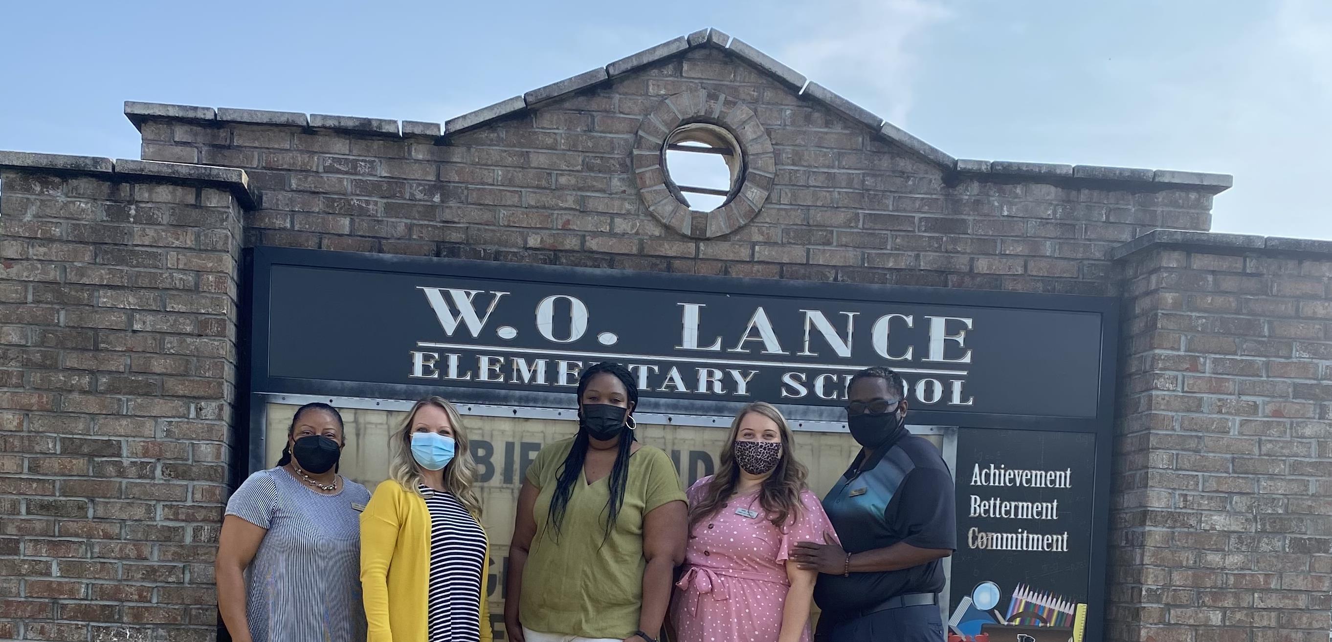 Lance's Office Staff